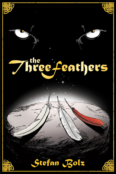 The Three Feathers Cover