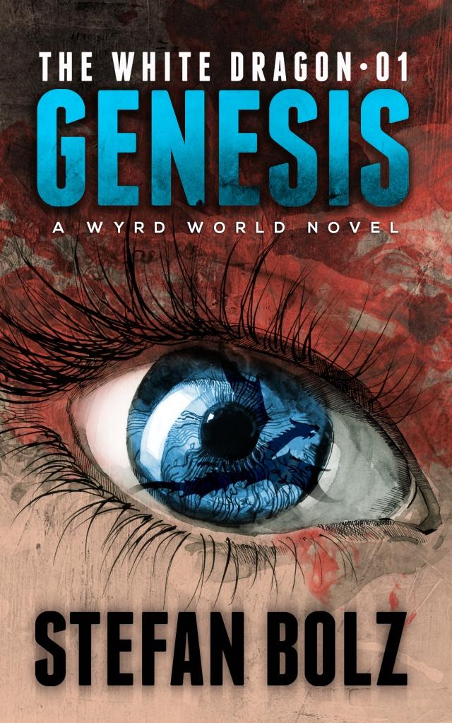 White Dragon Genesis Ebook Cover