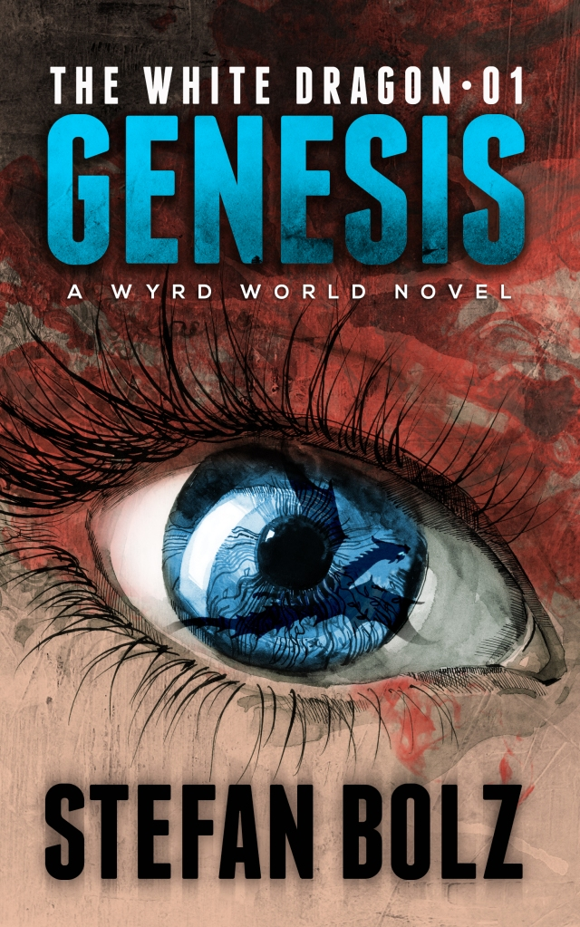 White Dragon Genesis Ebook Cover